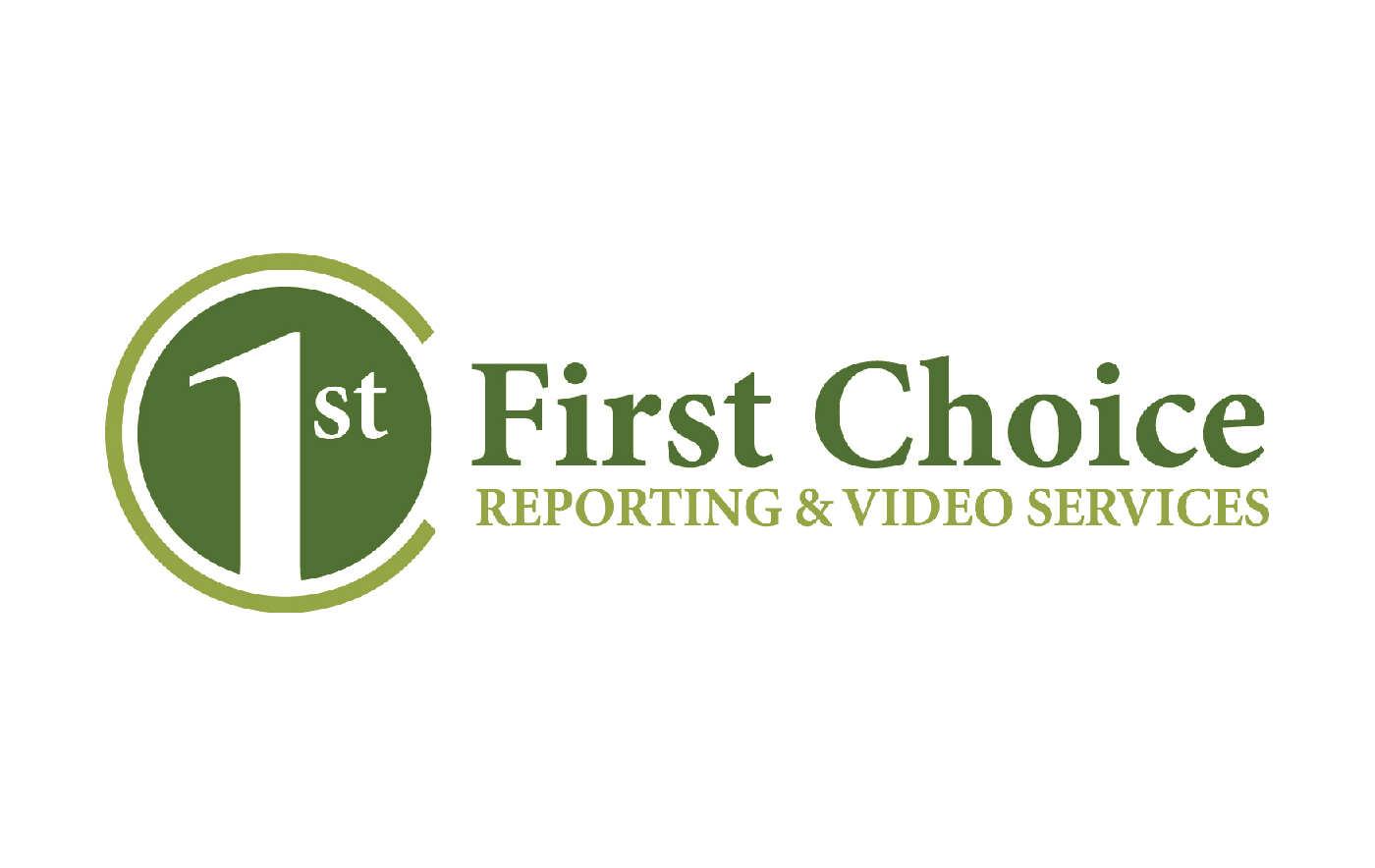 First Choice Reporting & Video Services